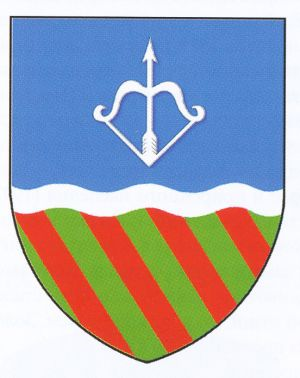 Arms (crest) of Brest (raion)