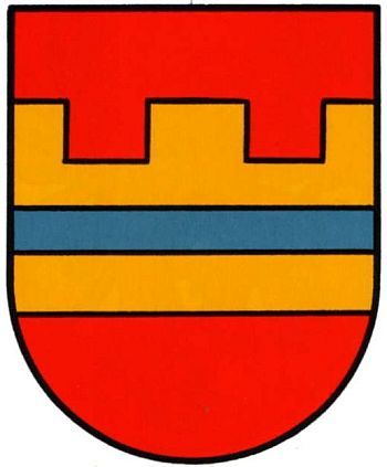 Arms of Luftenberg an der Donau