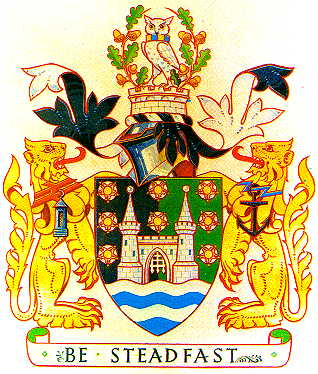 Doncaster Coat Of Arms Crest Of Doncaster