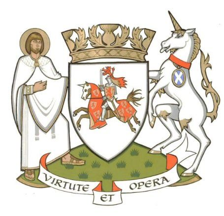 Arms (crest) of Fife