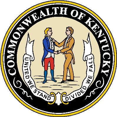 Arms (crest) of Kentucky