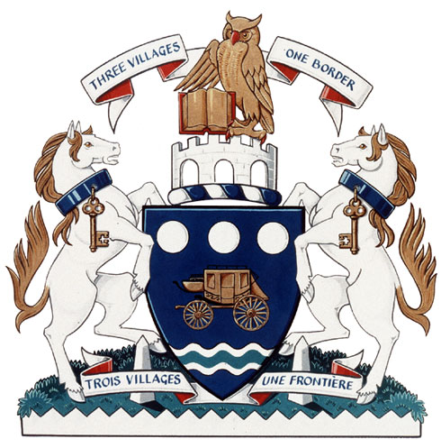 Arms (crest) of Stanstead