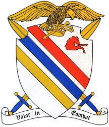 Coat of arms (crest) of the 354th Fighter Group, USAAF
