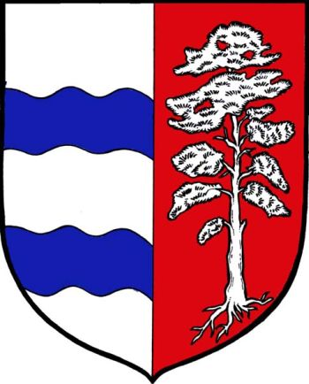 Arms (crest) of Albrechtice nad Orlicí