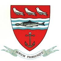 Arms (crest) of Gill College