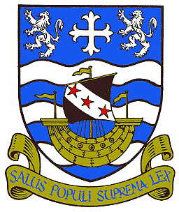 Arms of Lytham St. Anne's