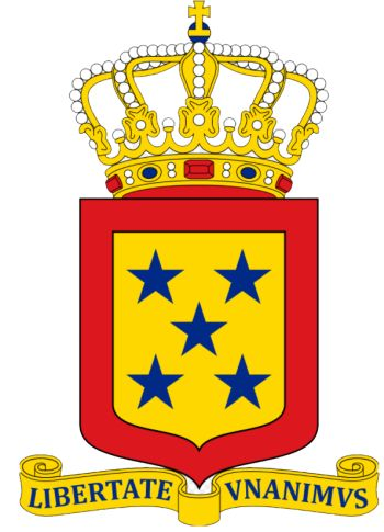 Arms of Netherlands Antilles