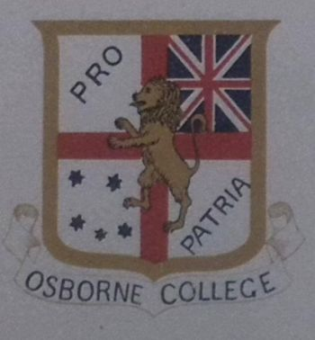 Arms of Osborne Ladies' College