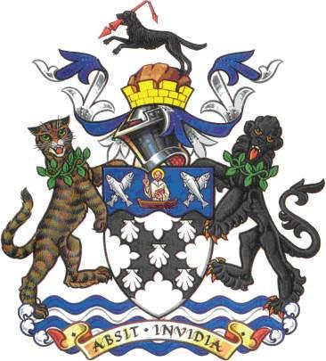 Våpen for Limavady i grevskapet Londonderry