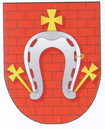 Arms (crest) of Drybin