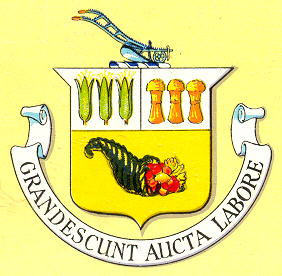 Arms (crest) of Harrismith