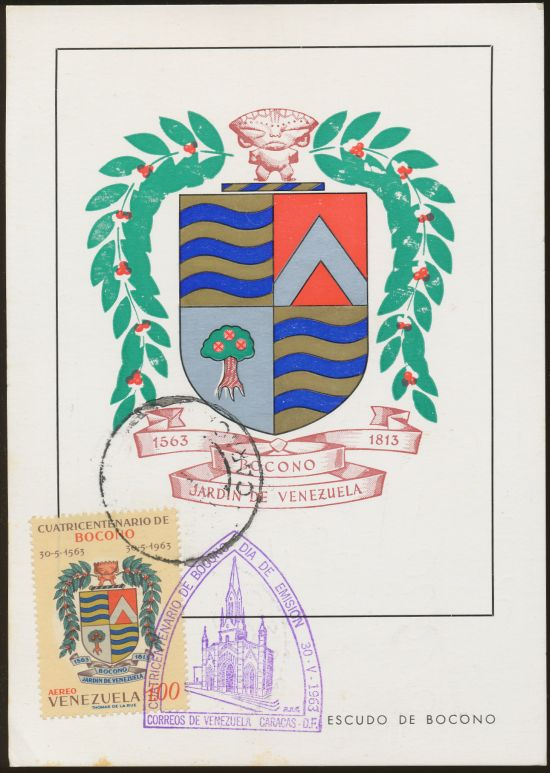 Arms of Bocono