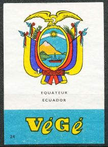 National Arms of Ecuador