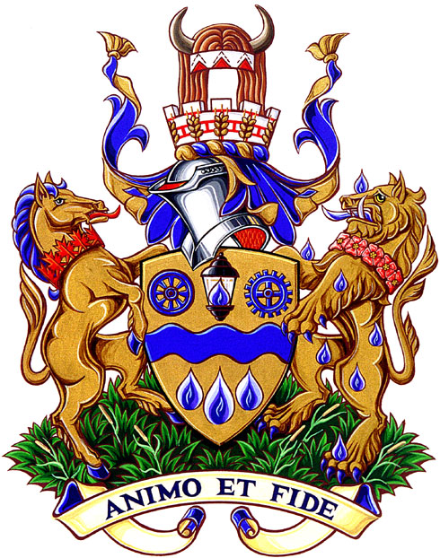Arms (crest) of Medicine Hat