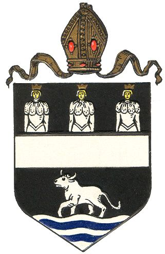 Arms of Diocese of Oxford
