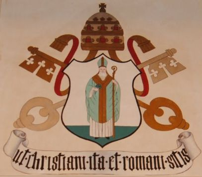 Arms of Pontifical Irish College