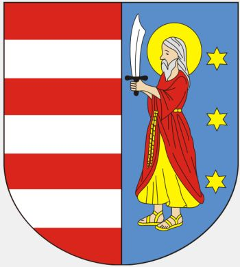Arms of Opoczno (county)