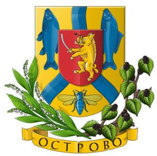 Arms of Ostrovo