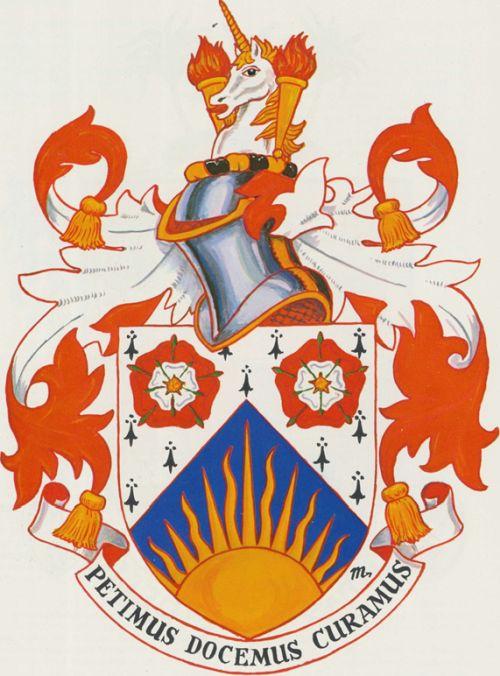 Filequeen Elizabeth Hospitalg Heraldry Of The World
