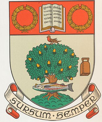 Coat of arms (crest) of Glasgow High School