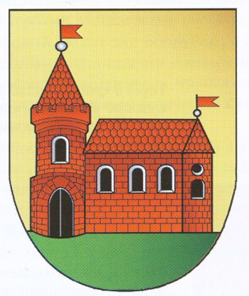 Arms (crest) of Hlusk