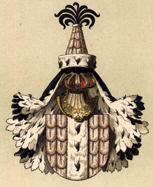Arms (crest) of County of Bregenz