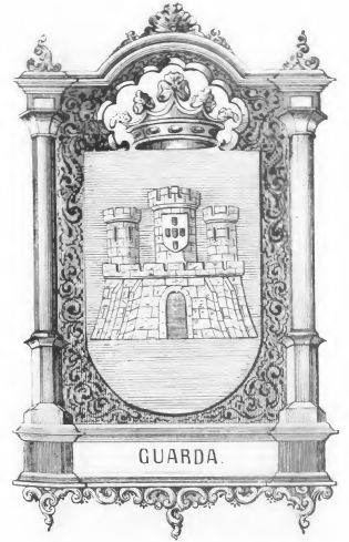 Arms of Guarda