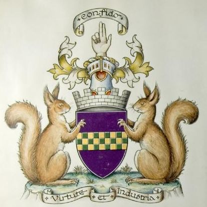 Arms (crest) of Kilmarnock