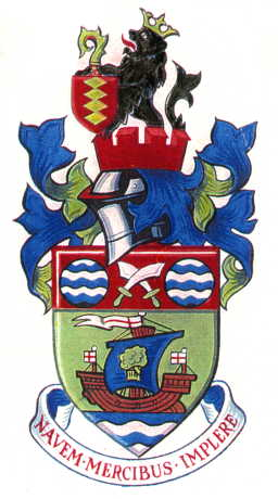 Arms (crest) of Runcorn