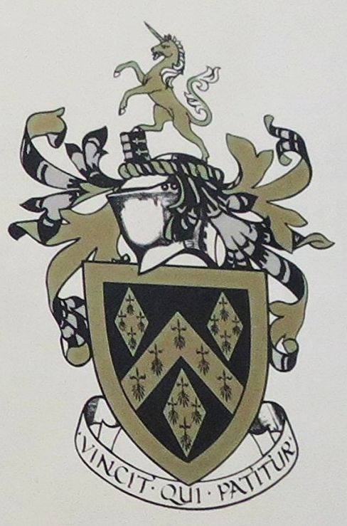 Coat of arms (crest) of Stockport Grammar School