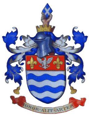 Burton Upon Trent Coat Of Arms Crest Of Burton Upon Trent