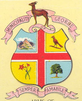 Arms (crest) of George