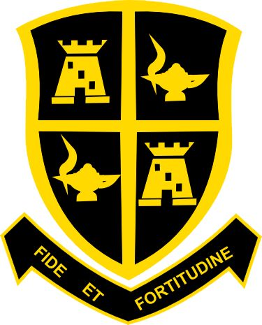 Coat of arms (crest) of Newcastle High School