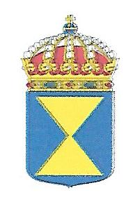 Coat of arms (crest) of the 41st Corvette Squadron, Swedish Navy