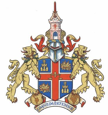 Arms of Worshipful Company of Insurers