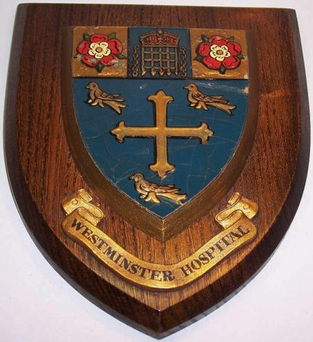 Arms of Westminster Hospital
