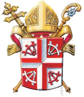 Arms (crest) of Archdiocese of Florianopolis