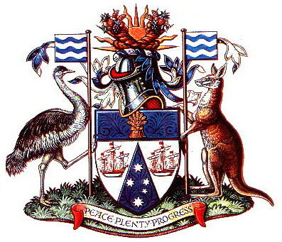 Arms (crest) of Woollahra