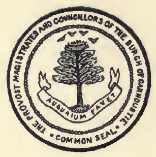 seal of Carnoustie