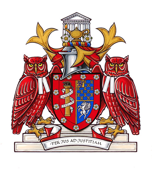 Arms of York University (Law School)