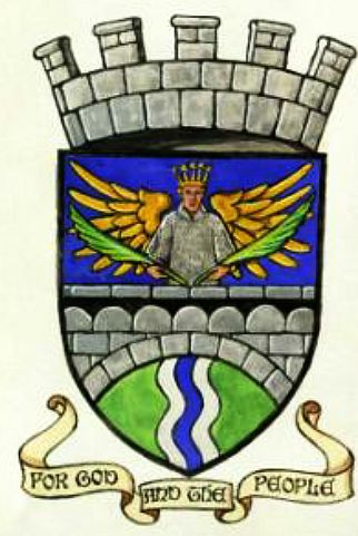 Arms (crest) of Denny and Dunipace
