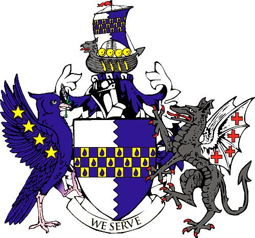 Wandsworth Coat Of Arms Crest Of Wandsworth