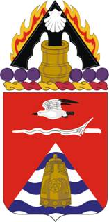 Coat of arms (crest) of the 31st Field Artillery Regiment, US Army