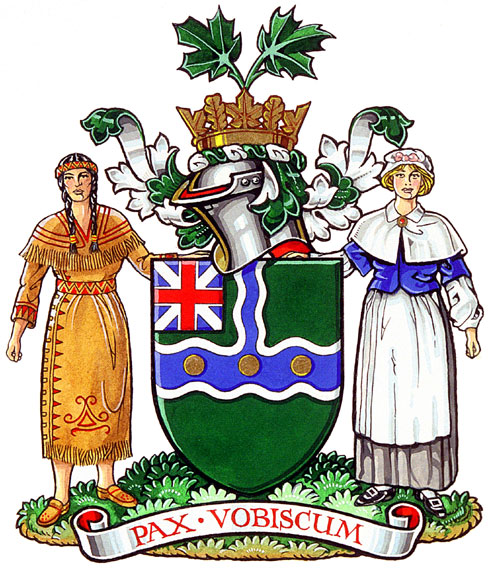 Arms (crest) of Gananoque