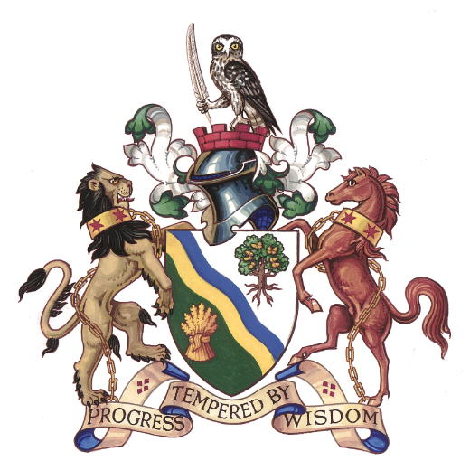 Arms (crest) of West Torrens