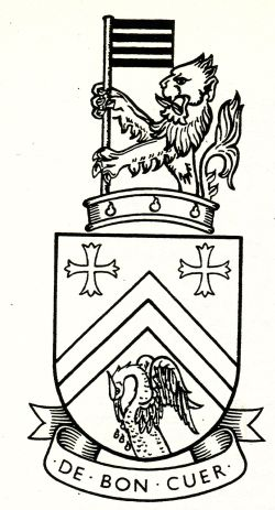 Arms (crest) of Walton-le-Dale