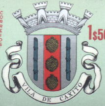 Arms (crest) of Caxito