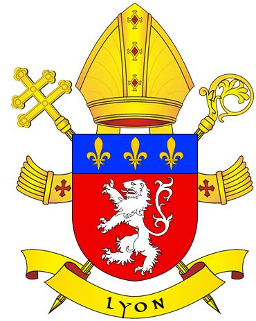 Arms (crest) of Archdiocese of Lyon