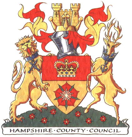 Arms (crest) of Hampshire