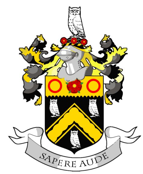 Arms (crest) of Oldham